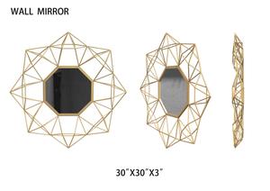 几何 镜子032